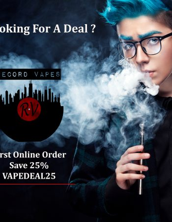 Record Vapes Online